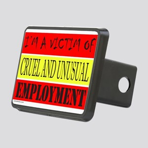 JOB/EMPLOYMENT/CAREER Rectangular Hitch Cover
