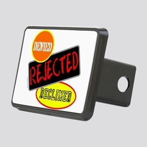 REJECTED Rectangular Hitch Cover