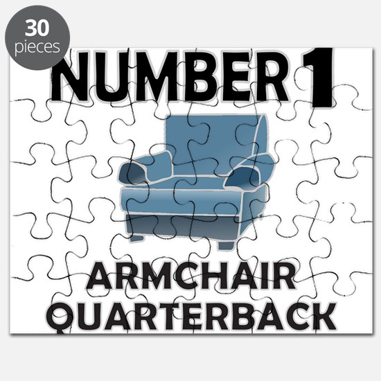 ARMCHAIR QUARTERBACK Puzzle