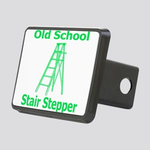 STAIR STEPPER Rectangular Hitch Cover