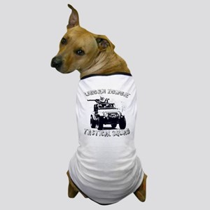 Urban Zombie Tactical Squad Dog T-Shirt