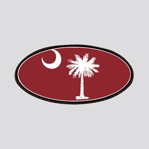 South Carolina Palmetto Moom Flag Patches