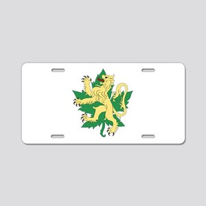 427 SOAS (3) Aluminum License Plate