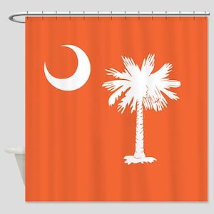 SC Palmetto Moon Shower Curtain