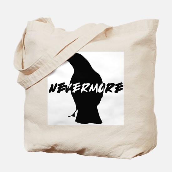 Quoth the Raven: Nevermore Tote Bag