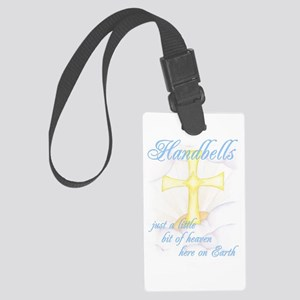 Little Bit of Heaven Large Luggage Tag