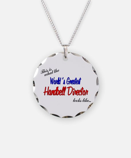 worlds greatest director.png Necklace Circle Charm
