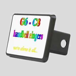 g6-c8 Rectangular Hitch Cover
