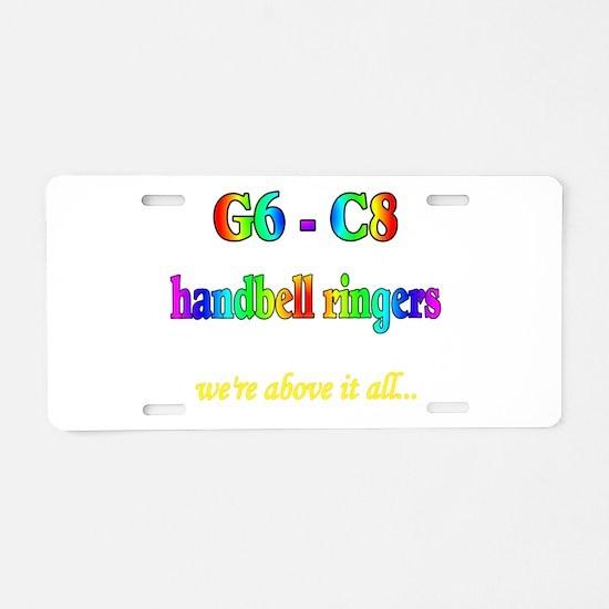g6-c8.png Aluminum License Plate