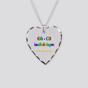 g6-c8 Necklace Heart Charm