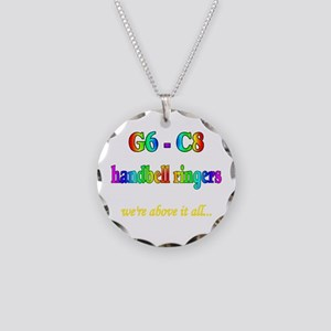g6-c8 Necklace Circle Charm