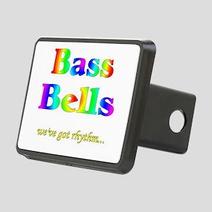 Bass Bells Rectangular Hitch Cover