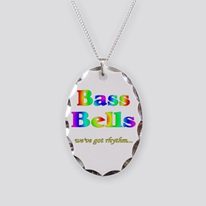 Bass Bells Necklace Oval Charm