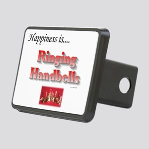 Happiness Is... Rectangular Hitch Cover