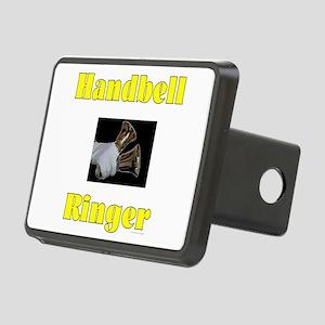 Handbell Ringer Rectangular Hitch Cover