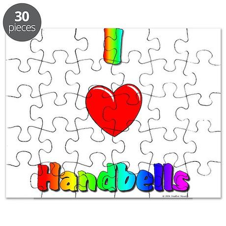 I love handbells big Puzzle