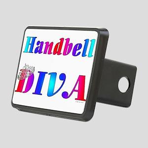 Handbell Diva Rectangular Hitch Cover