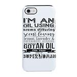 I'm an oil using superwoman iPhone 7 Tough Case