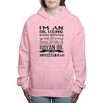 I'm an oil using superwoman Sweatshirt