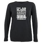 I'm an oil using superwoman T-Shirt