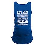 I'm an oil using superwoman Tank Top