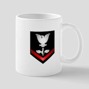Navy PO3 Aerographer Mug