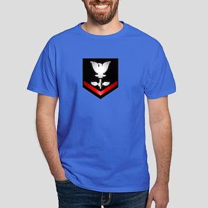 Navy PO3 Aerographer Dark T-Shirt