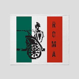 Roma Throw Blanket
