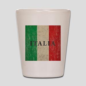 Vintage Italia Shot Glass