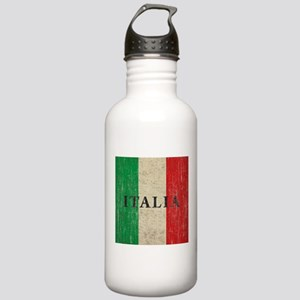 Vintage Italia Stainless Water Bottle 1.0L