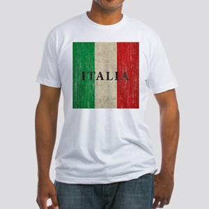 Vintage Italia Fitted T-Shirt