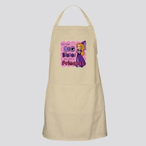 I'm The Big Sister Apron
