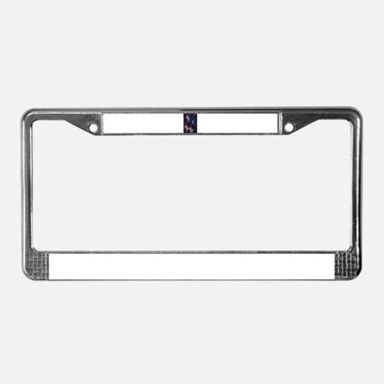 Memories from Another World License Plate Frame