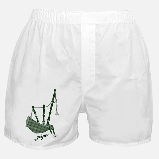 PIPER (bagpipes design!) Boxer Shorts