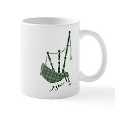 PIPER (bagpipes design!) Mug