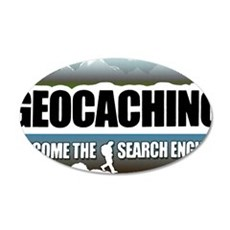 GEOCACHING Wall Decal