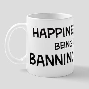Banning - Happiness Mug