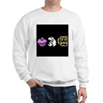 Monty Mole Coffee Sweatshirt