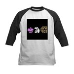 Monty Mole Coffee Kids Baseball Jersey