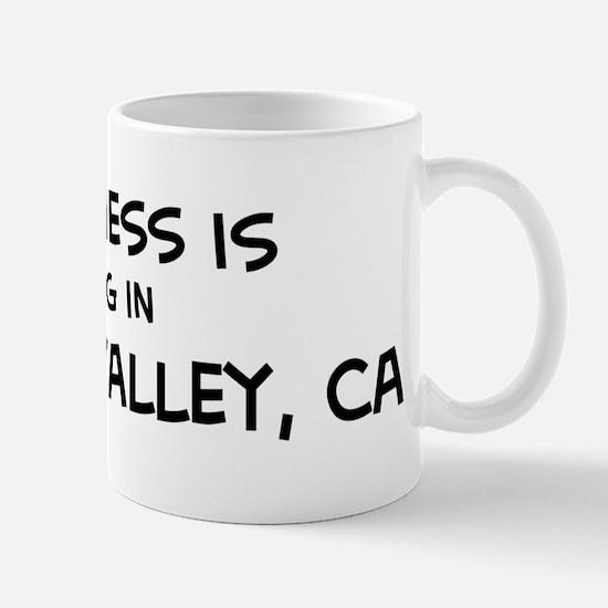 Castro Valley - Happiness Mug