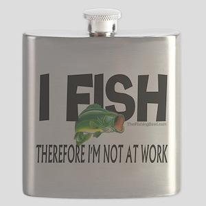 I Fish - No work Flask