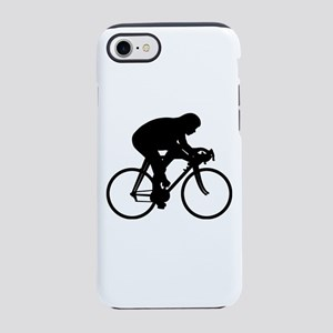 Bicycle Rider iPhone 7 Tough Case