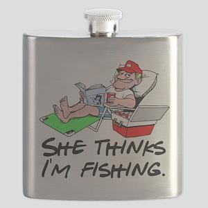 She Thinks... Flask