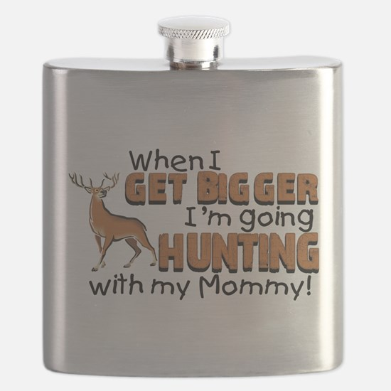Hunting With Mommy Flask