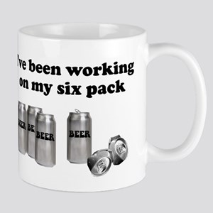 Ive been working on my six pack Mug