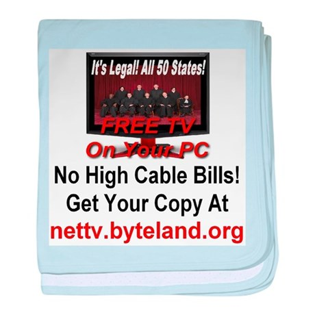 Its Legal All 50 States Free TV On Your PC baby bl