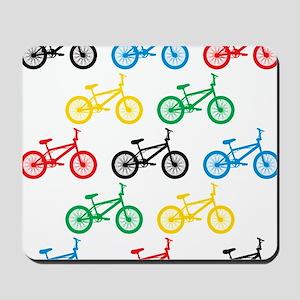 BMX Bikes Mousepad