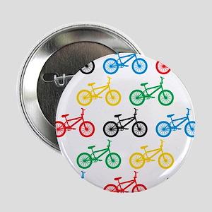 "BMX Bikes 2.25"" Button"