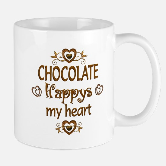Chocolate Happy Mug
