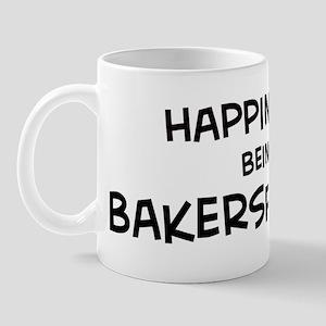 Bakersfield - Happiness Mug
